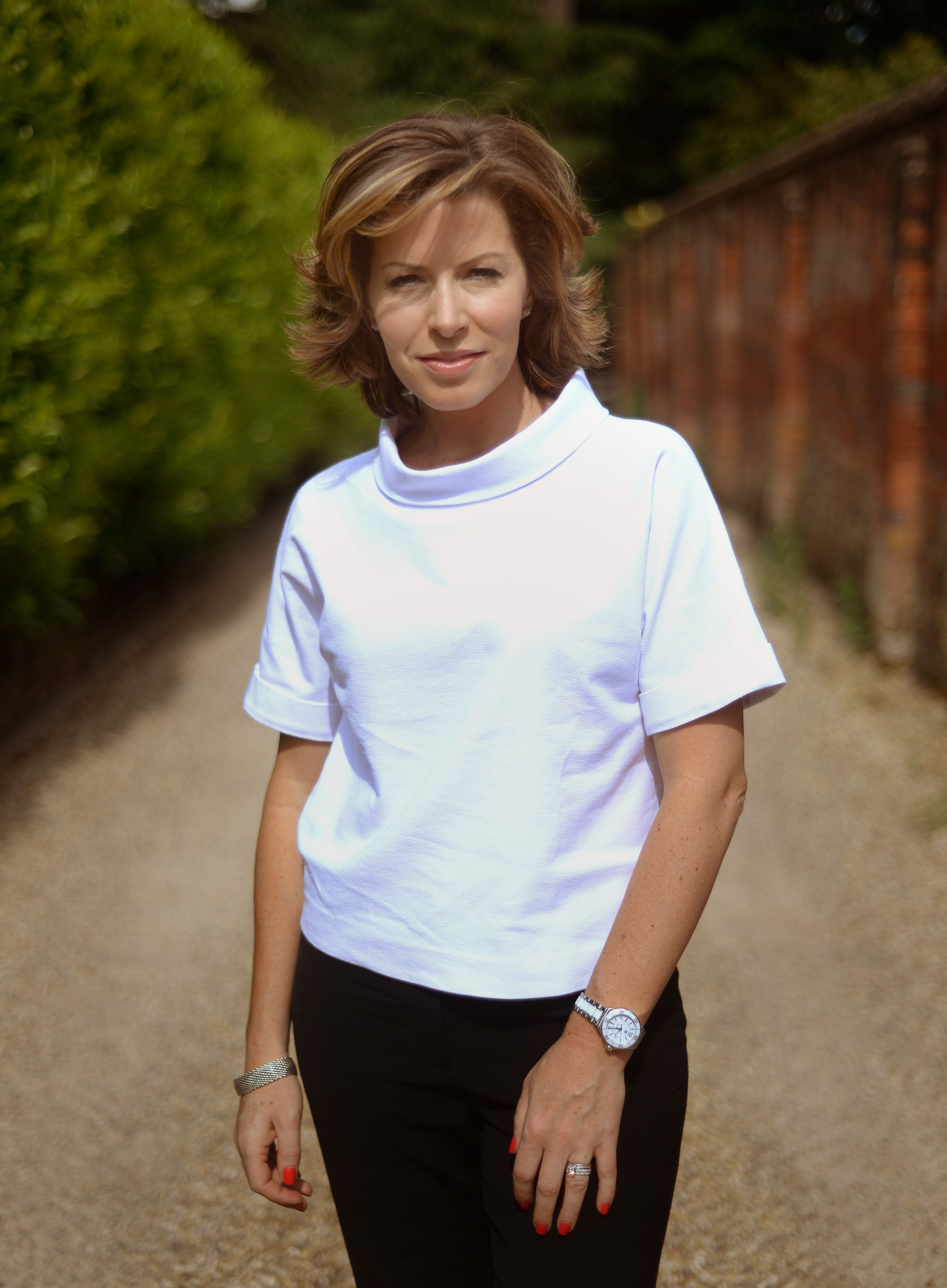 Natasha Kaplinsky And Eight-Year-Old Daughter Injured In Boat