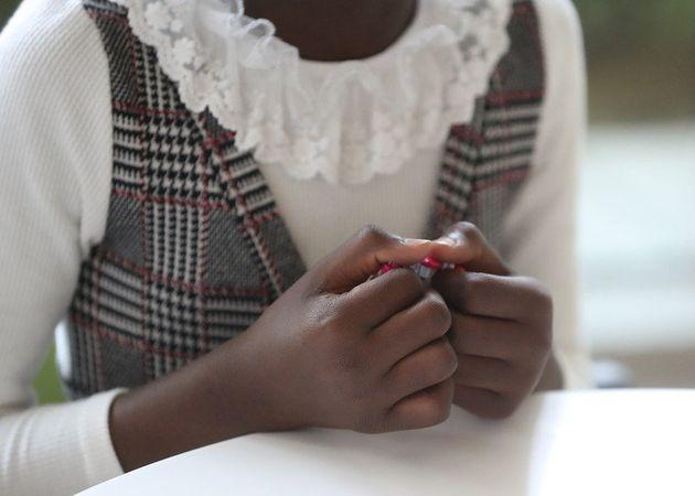 '난민불인정자' 콩고 여성 글로리아를