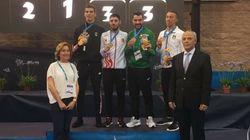 Jeux Méditerranéens de 2018- Karaté: médaille de bronze pour Walid