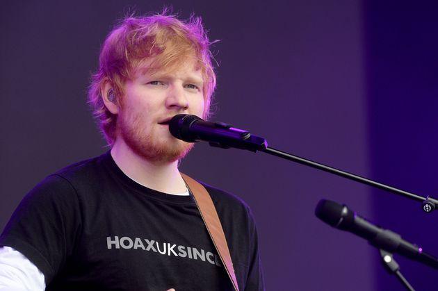 Ed Sheeran Halts Cardiff Show Twice... To Go To The