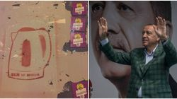 En Turquie, Recep Tayyip Erdogan joue gros avec les élections anticipées, et cette bouilloire en est la preuve