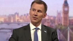 Sunday Shows Round-Up: Jeremy Hunt Attacks Airbus For 'Completely Inappropriate' Brexit