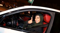 'It's Liberating': Saudi Women Take The Wheel As Decades-Old Driving Ban