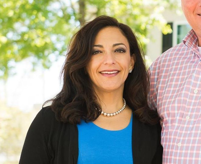Katie Arrington, critically injured in a car crash Friday night, gained national attention when support from President Donald