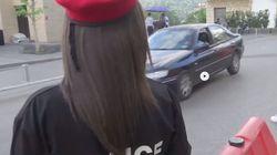 Polizistinnen im Libanon werden wegen