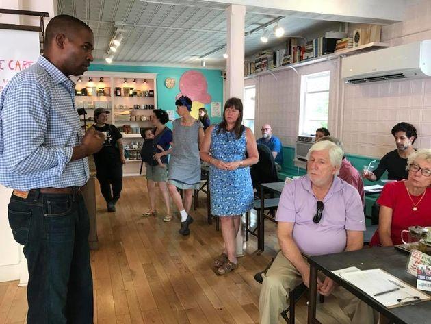 Local Politics, Not Trump, Dominate In Key New York Swing District