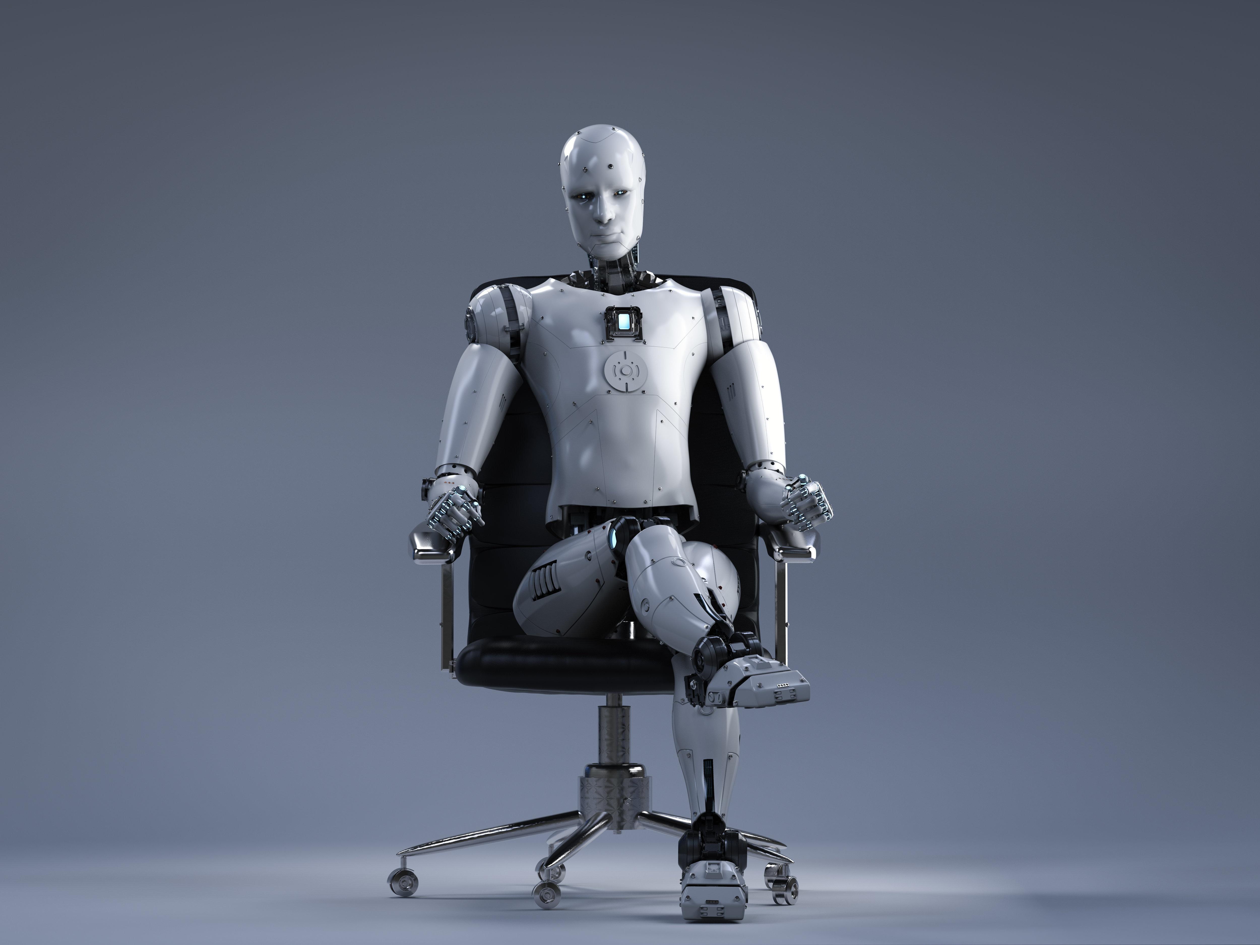 '임시직' 다음엔 '일자리 뺏는 로봇'