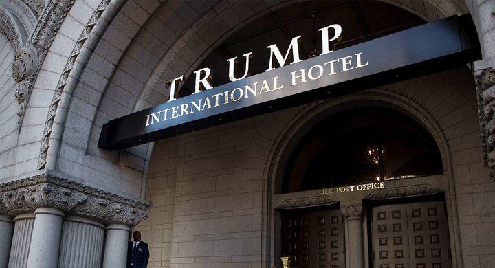 Trump International Hotel in Washington D.C.