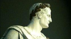Έτσι ήταν πραγματικά το πρόσωπο του Ιούλιου Καίσαρα (και το περίεργο κρανίο του). Μια ρεαλιστική 3D αναδημιουργία του κεφαλιο...