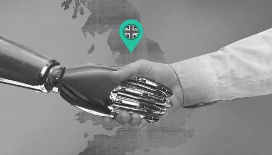 Wir waren in der Stadt, in der bald ein Drittel der Jobs von Robotern erledigt