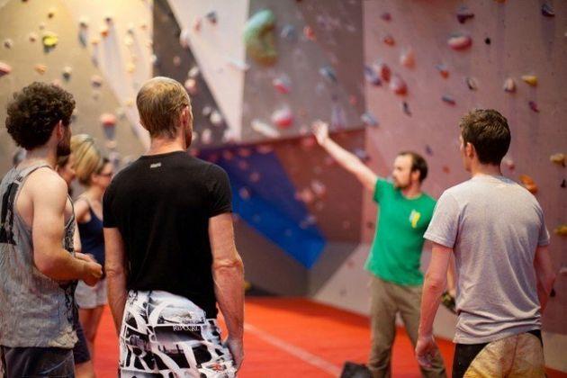 Bouldering: Could This Be Your New