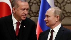 Συγχαρητήρια Πούτιν στον Ερντογάν: Το αποτέλεσμα των εκλογών αντανακλά την ευρεία στήριξη στην πολιτική