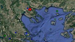 Σεισμός 4,2 Ρίχτερ στην Θεσσαλονίκη με εστιακό βάθος μόλις 5