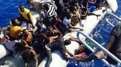 Libye: Environ 1.000 migrants secourus en Méditerranée en 24