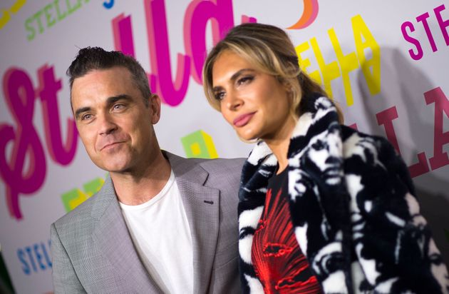 Robbie Williams and Ayda Field are said to be joining the 'X Factor'