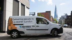 Landmark Employment Ruling Says Hermes Couriers Are Workers, Not