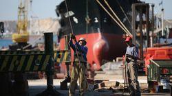 Συνάντηση Πιτσιόρλα με εργαζόμενους των ναυπηγείων Ελευσίνας για την ανάπτυξη της ναυπηγοεπισκευαστικής