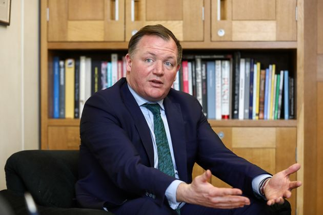 Tory MP Damian Collins has called for homophobic abuse to be treated the same way as racist abuse at...