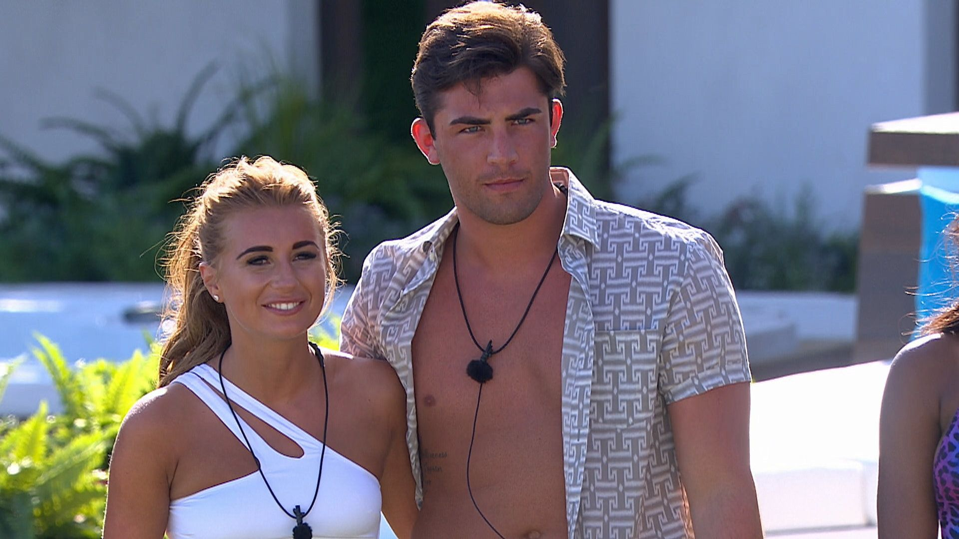 Relive The Moment Dani And Jack's 'Love Island' Fairytale