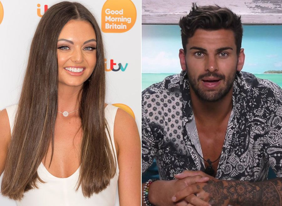 'Love Island's Kendall Rae-Knight Defends Adam Collard From Emotional Abuse Claims
