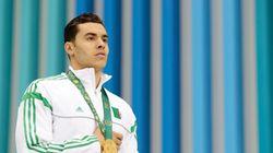 JM-2018/ Natation: Oussama Sahnoune décroche l'or et bat le record