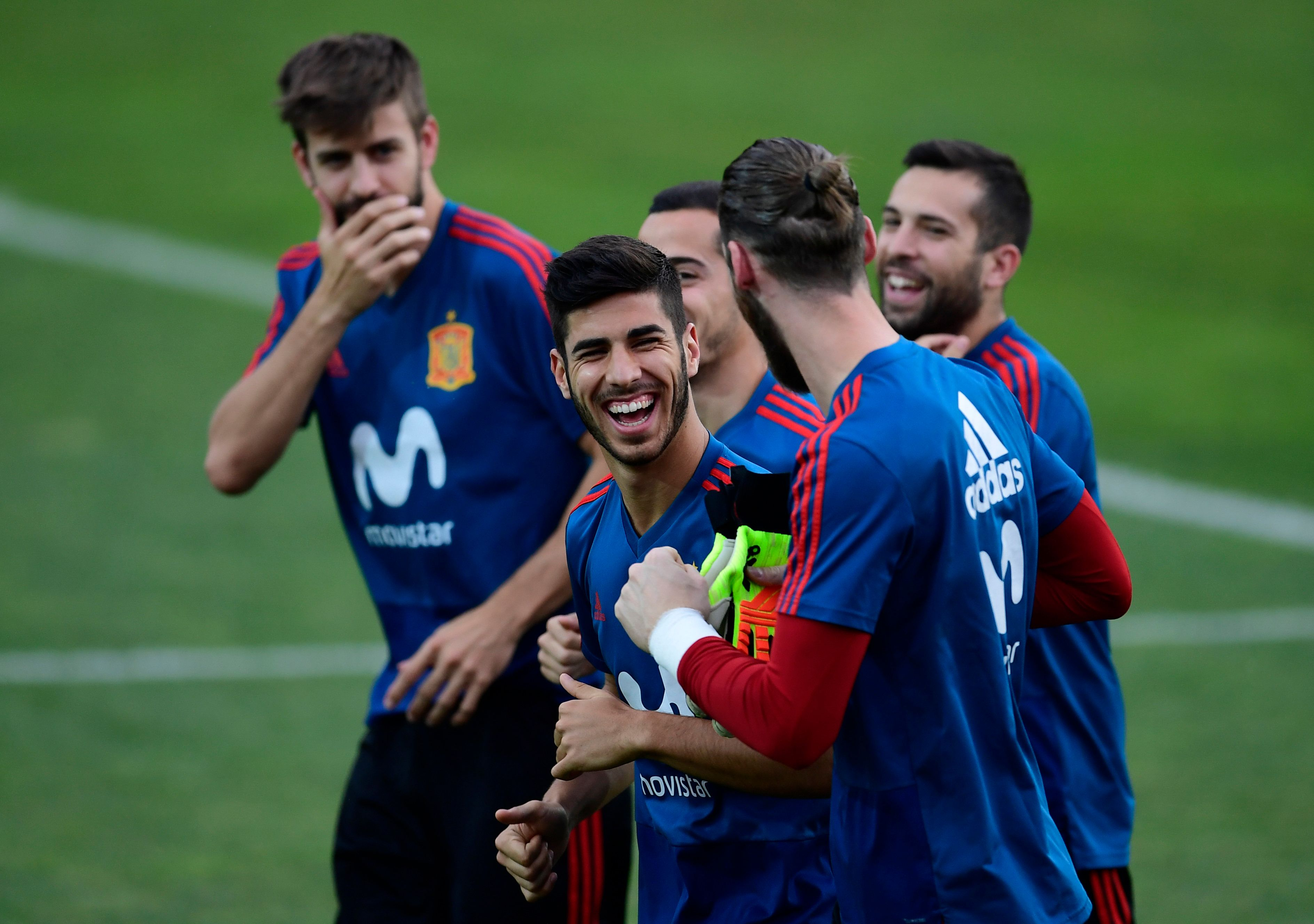 Spanien – Marokko im Live-Stream: Fußball-WM online
