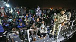 Libye: près de 1.000 migrants secourus en Méditerranée en 24