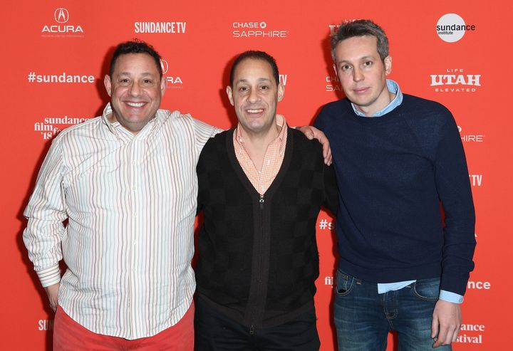In 'Three Identical Strangers,' A Saga About Triplets Grows