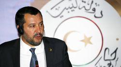 Επιμένει ο Σαλβίνι: Ηotspots στη Λιβύη, όχι στην