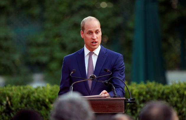 Ιστορική επίσκεψη. Ο πρίγκιπας William στην Ιορδανία, τον πρώτο σταθμό της περιοδείας του στη Μέση Ανατολή