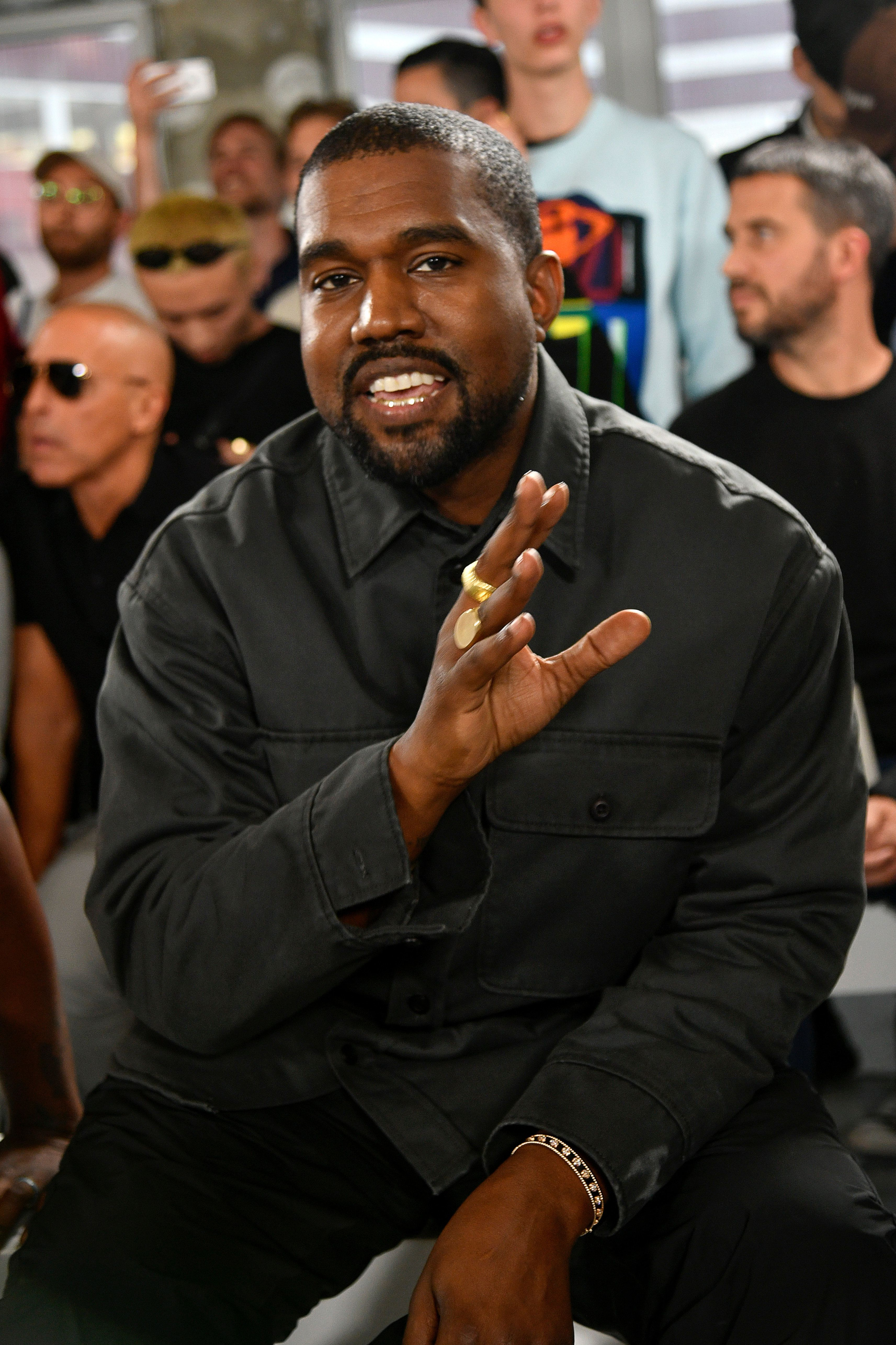 Kanye West Attempts To Clarify TMZ 'Slavery Is A Choice'