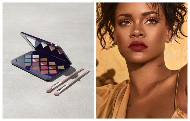 Fenty Beauty: Rihanna dévoile sa nouvelle palette inspirée du