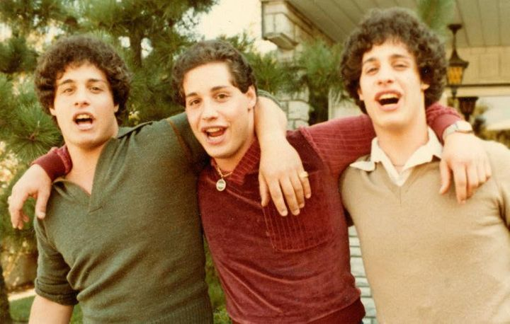 In 'Three Identical Strangers,' A Saga About Triplets Grows More