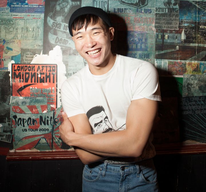 Joel Kim Booster On Finding The Comedy In Hurtful Queer Asian Male Stereotypes  Huffpost-4553