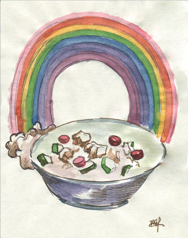 Gay Food Is Here And It's Queer, So Leave The Rainbow Sprinkles At
