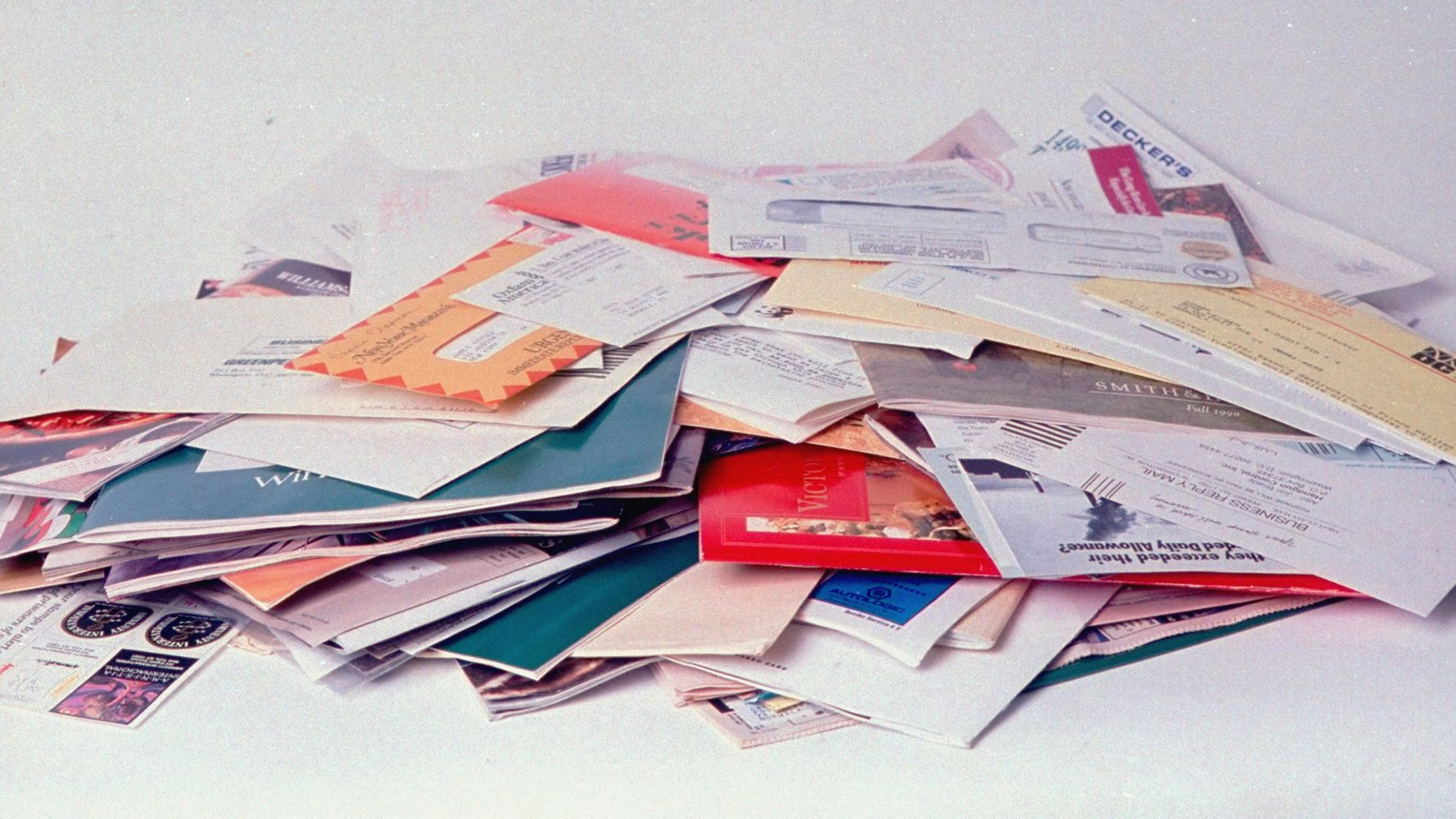 Stop Junk Mail For Good With These 4 Steps Huffpost Life