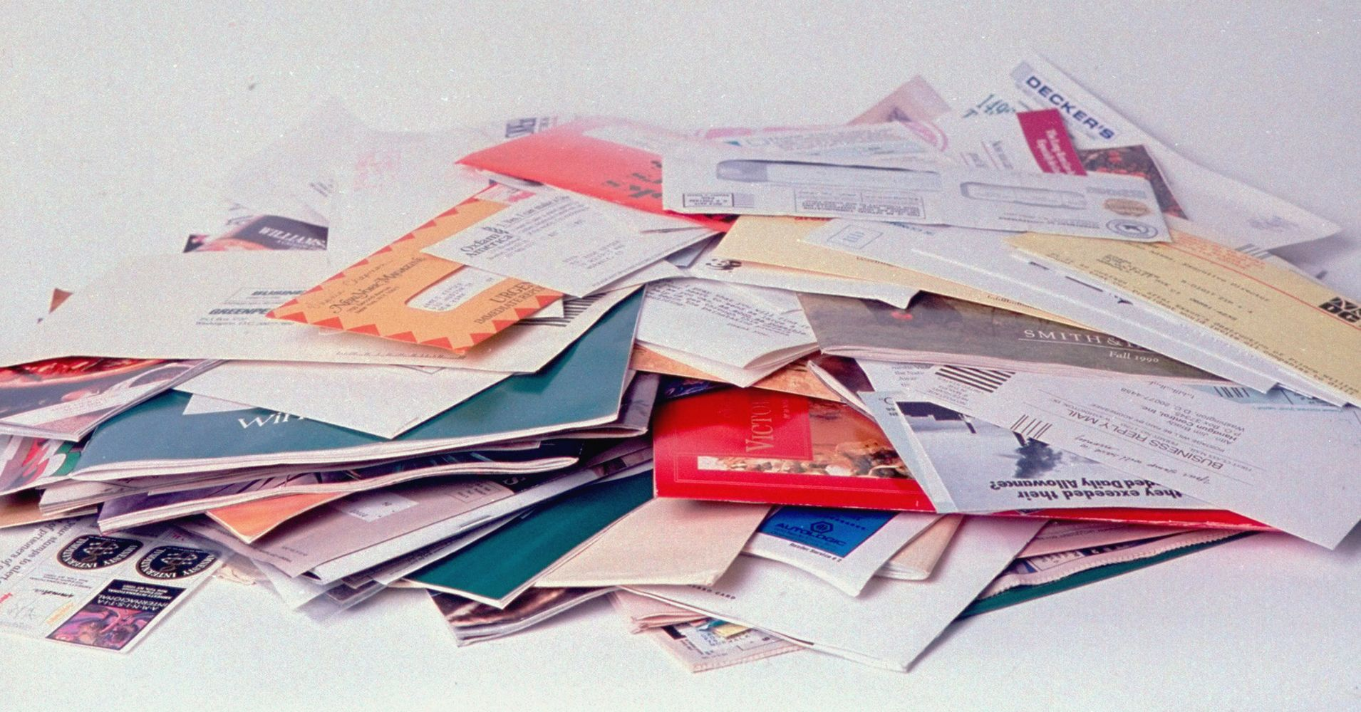 Stop Junk Mail For Good With These 4 Steps | HuffPost Life