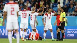 Maroc-Espagne: sur un score de 2 buts partout, les Lions de l'Atlas tiennent tête à la