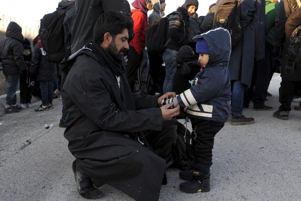 Human Rights Watch: Οι συνθήκες στα κέντρα μεταναστών είναι άθλιες για τις γυναίκες και τα παιδιά. Αυτό...