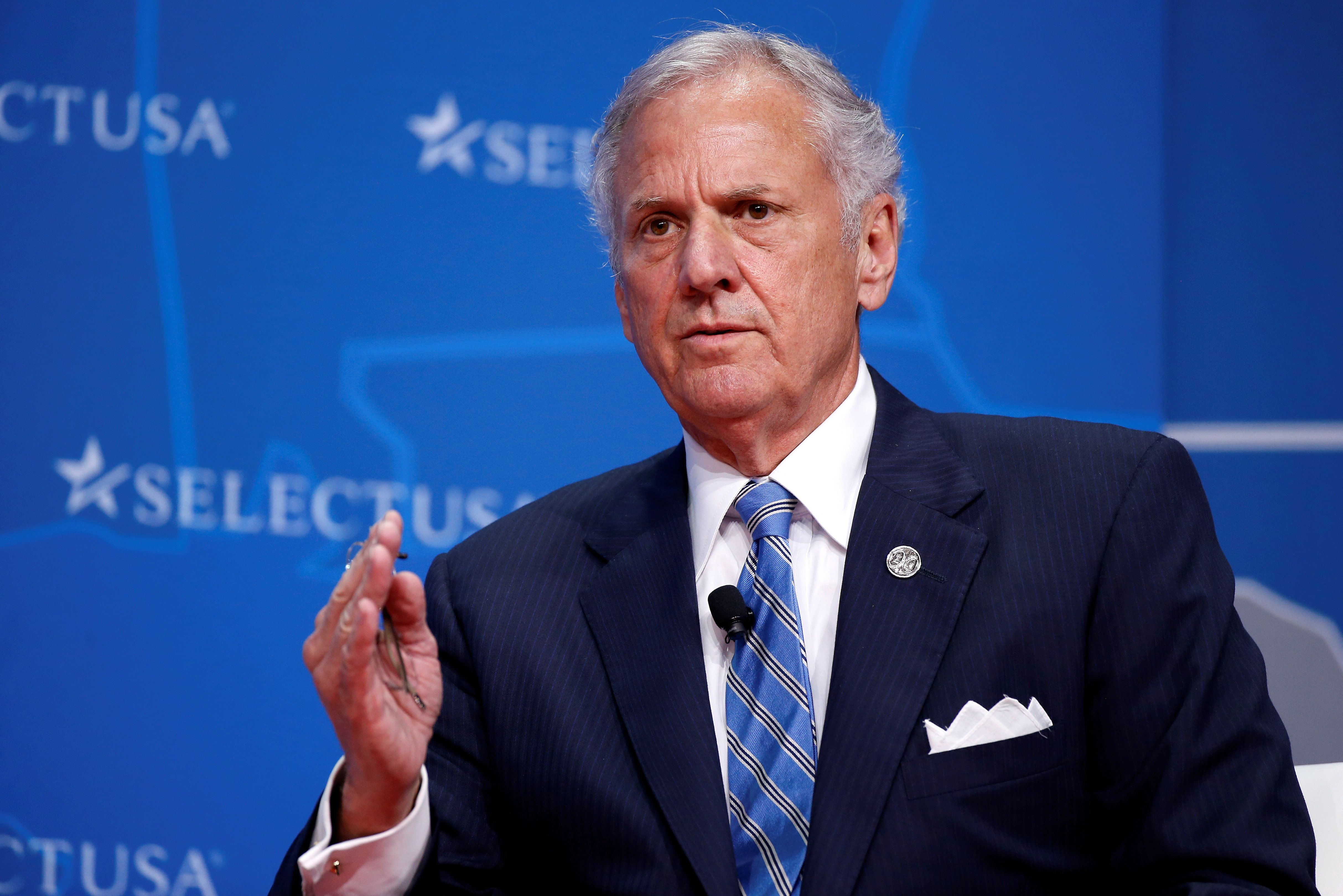 Republican Henry McMaster became South Carolina's governor after Nikki Haley gave up the post to serve as President Donald Trump's ambassador to the United Nations.