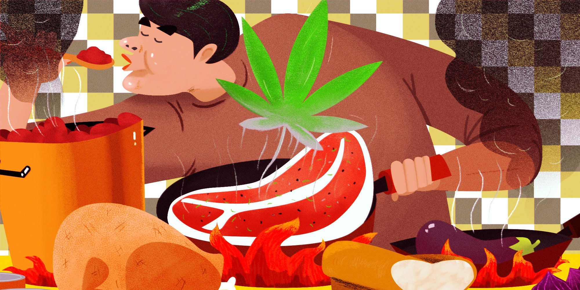 How Cannabis Edibles Are Shedding Their Stigma In The Food