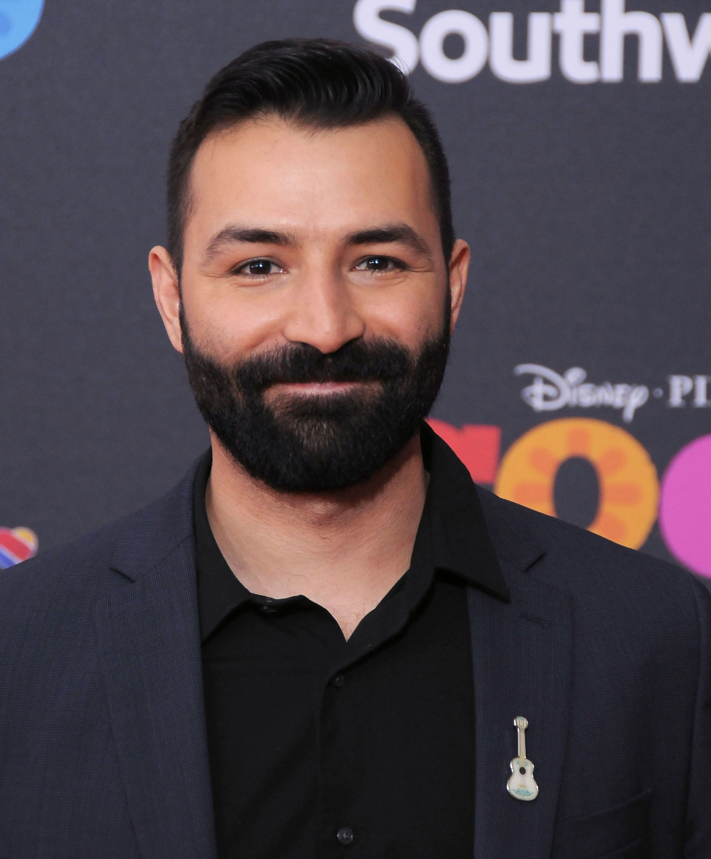 LOS ANGELES, CA - NOVEMBER 08:  Co-director Adrian Molina attends the U.S. Premiere of Disney Pixar's 'Coco' at El Capitan Theatre on November 8, 2017 in Los Angeles, California.  (Photo by Barry King/Getty Images)