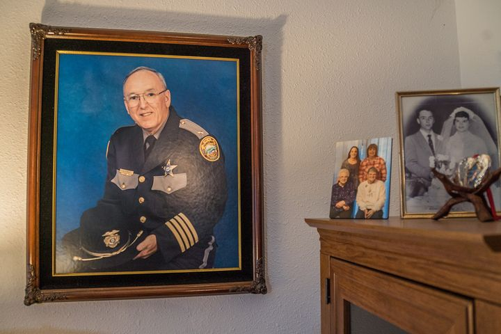 Darrell Hill, a former local police chief and two-term county sheriff, was diagnosed in 2013 with a form of rapidly progressi