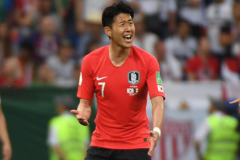 손흥민이 '월드컵 파워랭킹' 아시아 최고 순위에 올랐다