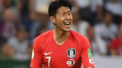 손흥민이 '월드컵 파워랭킹' 아시아 최고 순위에
