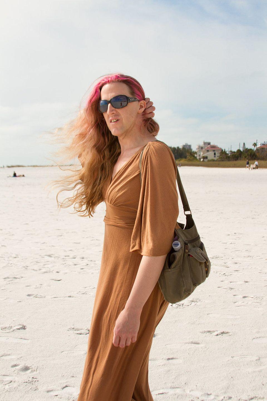 """Lorelei, in the Florida sun,"""