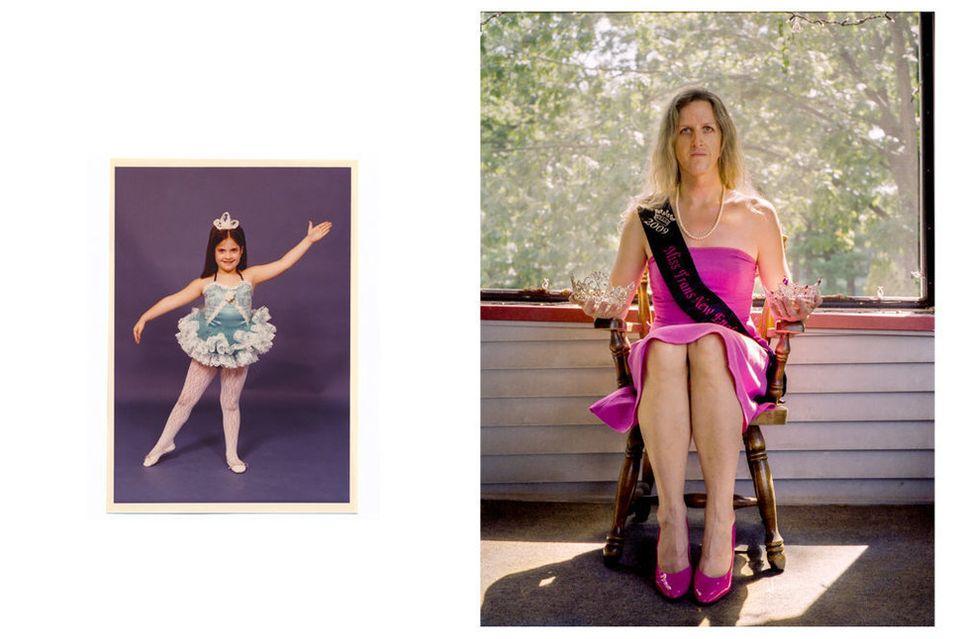 33세에 사춘기를 겪고 있는 트랜스 여성의 삶을 사진 시리즈로