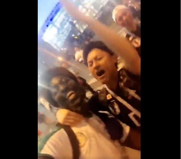 세네갈, 일본 축구팬들이 '원피스'로 하나가