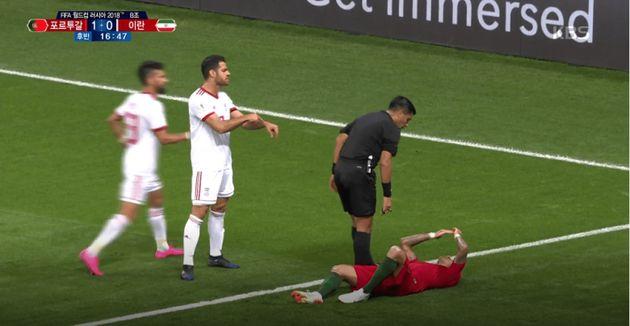 이란 대표팀은 이번 월드컵의