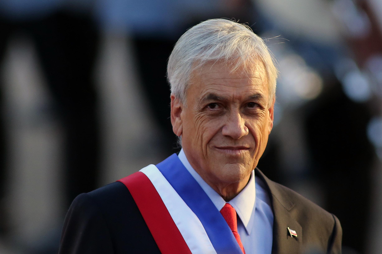 칠레의 우파 대통령이 이민자 2천명을 추방할 것이라고